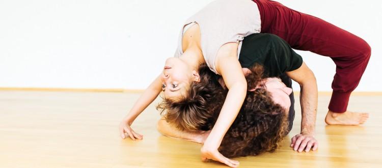 Contact Improvisation Casale Pundarika Tuscany Yoga
