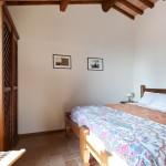 Ferienwohnung Luft Schlafzimmer