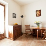 Küche Ferienwohnung Casale Pundarika Toskana