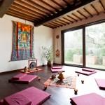 Meditations Raum Casale Pundarika