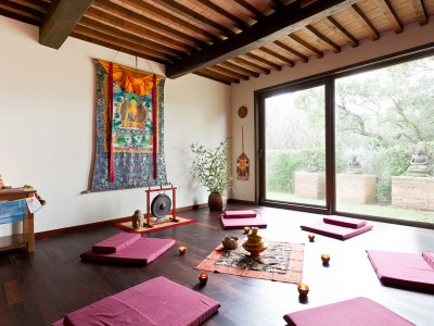 BigRoom Meditation Casale Pundarika