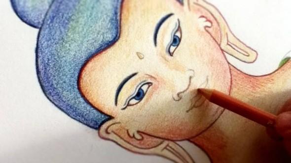 Thangka Painting Casale Pundarika