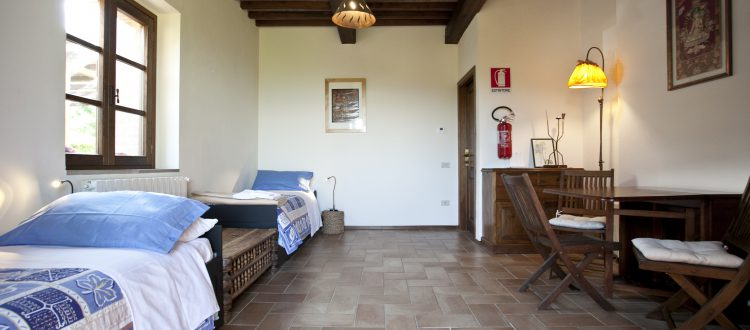 Casale Pundarika Retreat Tuscany